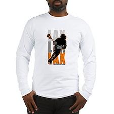 LaxDESIGN4 Long Sleeve T-Shirt