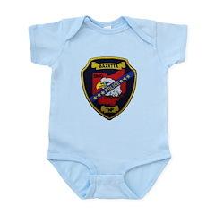 Bazetta Ohio Police Infant Bodysuit