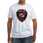 Bazetta Ohio Police Fitted T-Shirt