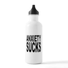 Anxiety Sucks Water Bottle