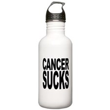 Cancer Sucks Stainless Water Bottle 1.0L