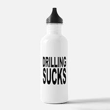 Drilling Sucks Water Bottle