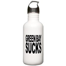 Green Bay Sucks Water Bottle