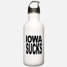 Iowa Sucks Water Bottle