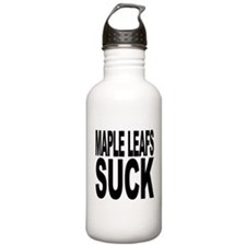 Maple Leafs Suck Water Bottle