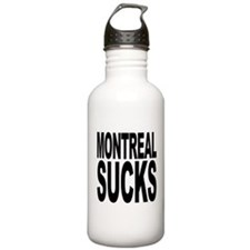 Montreal Sucks Water Bottle