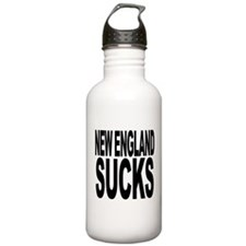 New England Sucks Water Bottle