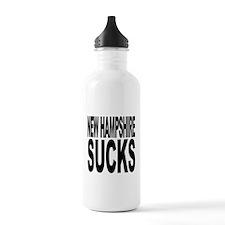 New Hampshire Sucks Water Bottle