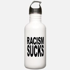 Racism Sucks Water Bottle