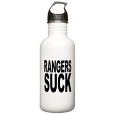 Rangers Suck Water Bottle