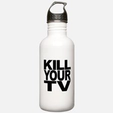 Kill Your TV Water Bottle