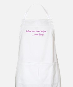 Follow your inner magpie..... Apron