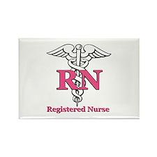 Registered Nurse Rectangle Magnet