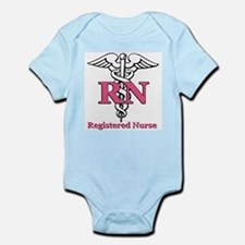 Registered Nurse Infant Bodysuit