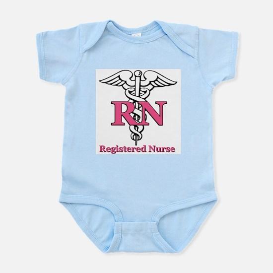 Registered Nurse Infant Bodysuit