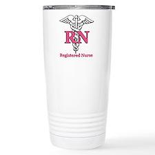 Registered Nurse Travel Coffee Mug