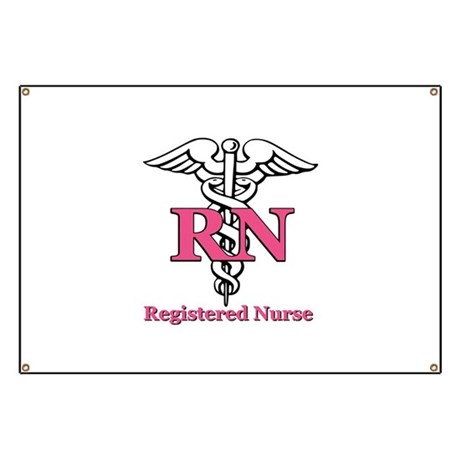 Registered Nurse Banner by RNGirl