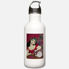 Tea Leaf Reader Water Bottle
