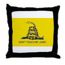 DTMJ Throw Pillow