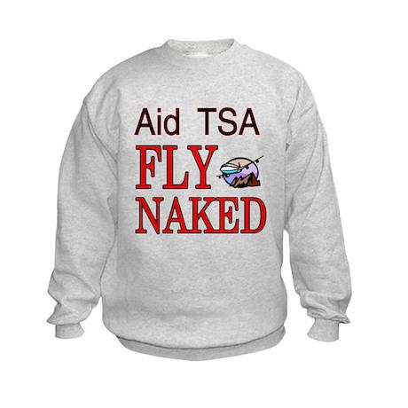 Aid TSA Kids Sweatshirt