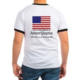 Amerijuana Ringer T