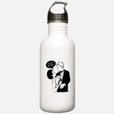 Sit On My Face Water Bottle