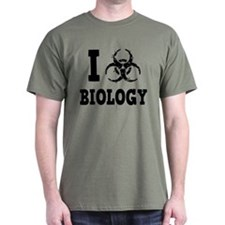 I Hazz Biology T-Shirt