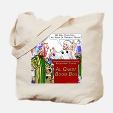 We Will Teach You Tote Bag