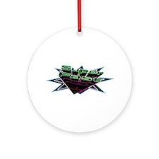 Super Fast Ornament (Round)