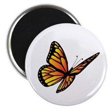 """Butterfly Monarch 2.25"""" Magnet (100 pack)"""