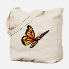 Butterfly Monarch Tote Bag
