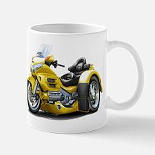 Goldwing Yellow Trike Mug