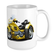 Goldwing Yellow Trike Mug