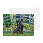 Bridge - Scotty #1 Greeting Cards (Pk of 10)