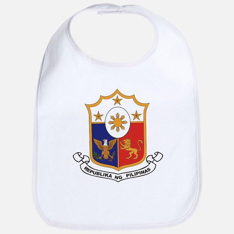 Philippines Coat of Arms Bib