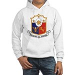 Philippines Coat of Arms Hooded Sweatshirt