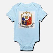 Philippines Coat of Arms Infant Creeper