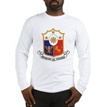 Philippines Coat of Arms Long Sleeve T-Shirt
