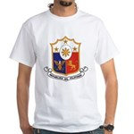 Philippines Coat of Arms White T-Shirt