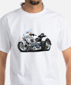 Goldwing White Trike Shirt
