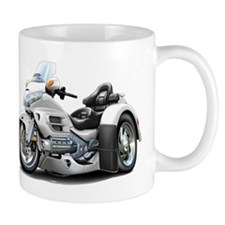 Goldwing White Trike Mug