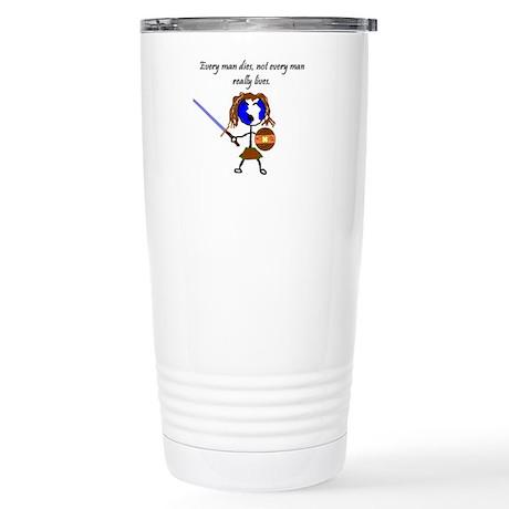 Braveheart Stainless Steel Travel Mug
