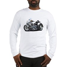 Goldwing Silver Trike Long Sleeve T-Shirt