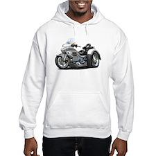 Goldwing Silver Trike Hoodie