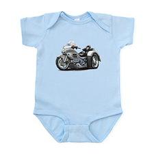 Goldwing Silver Trike Infant Bodysuit