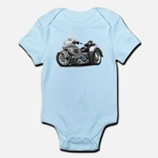 Goldwing Silver Trike Infant Bodysuit