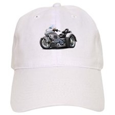 Goldwing Silver Trike Baseball Cap