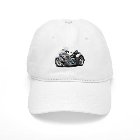 Goldwing Silver Trike Cap