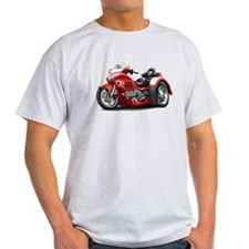 Goldwing Red Trike T-Shirt