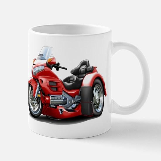 Goldwing Red Trike Mug